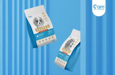 【案例封面图】宠物食品包装-策划网站