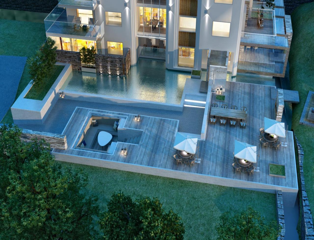 汤口文旅酒店设计