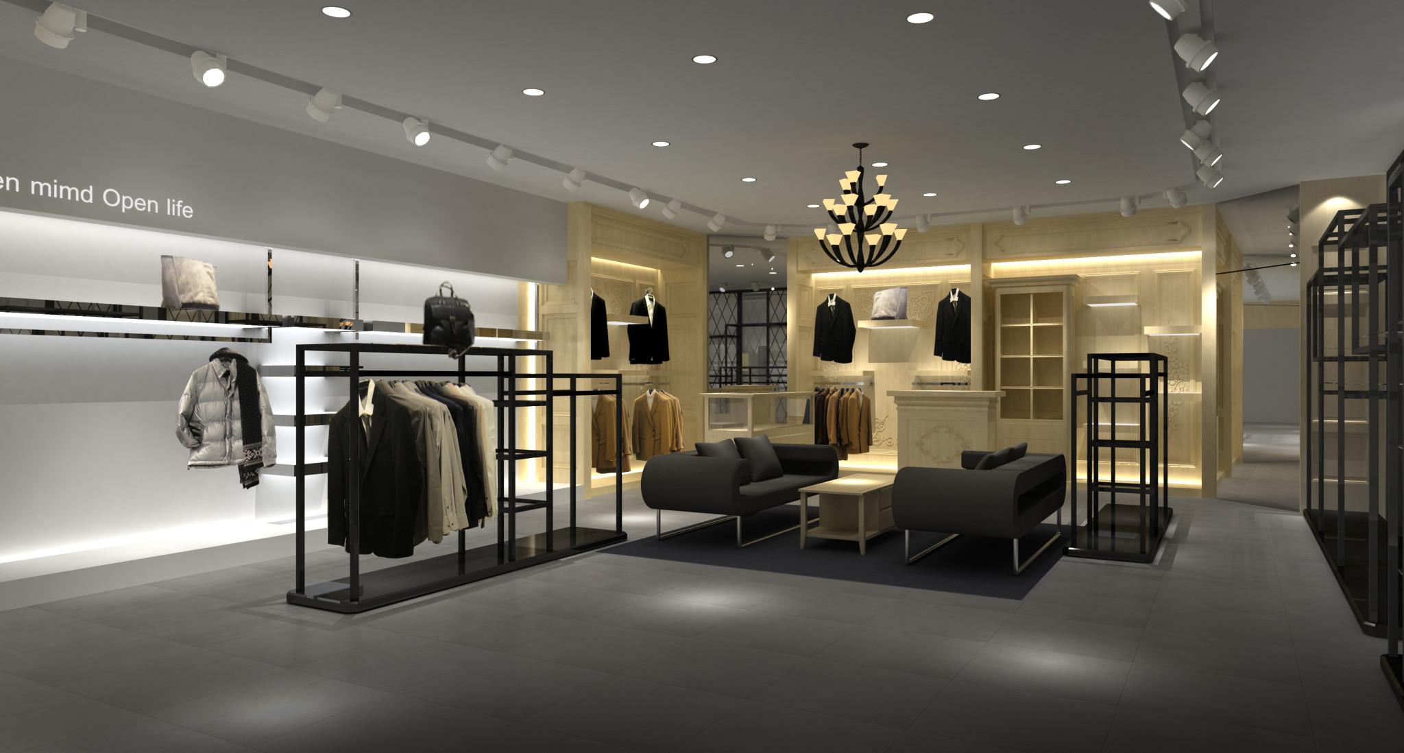 太子龙集团瑞玛服饰-新零售空间设计-达岸杭州品牌策划设计公司