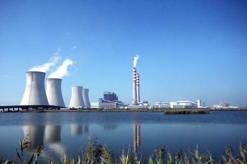 赵石畔煤电一体化