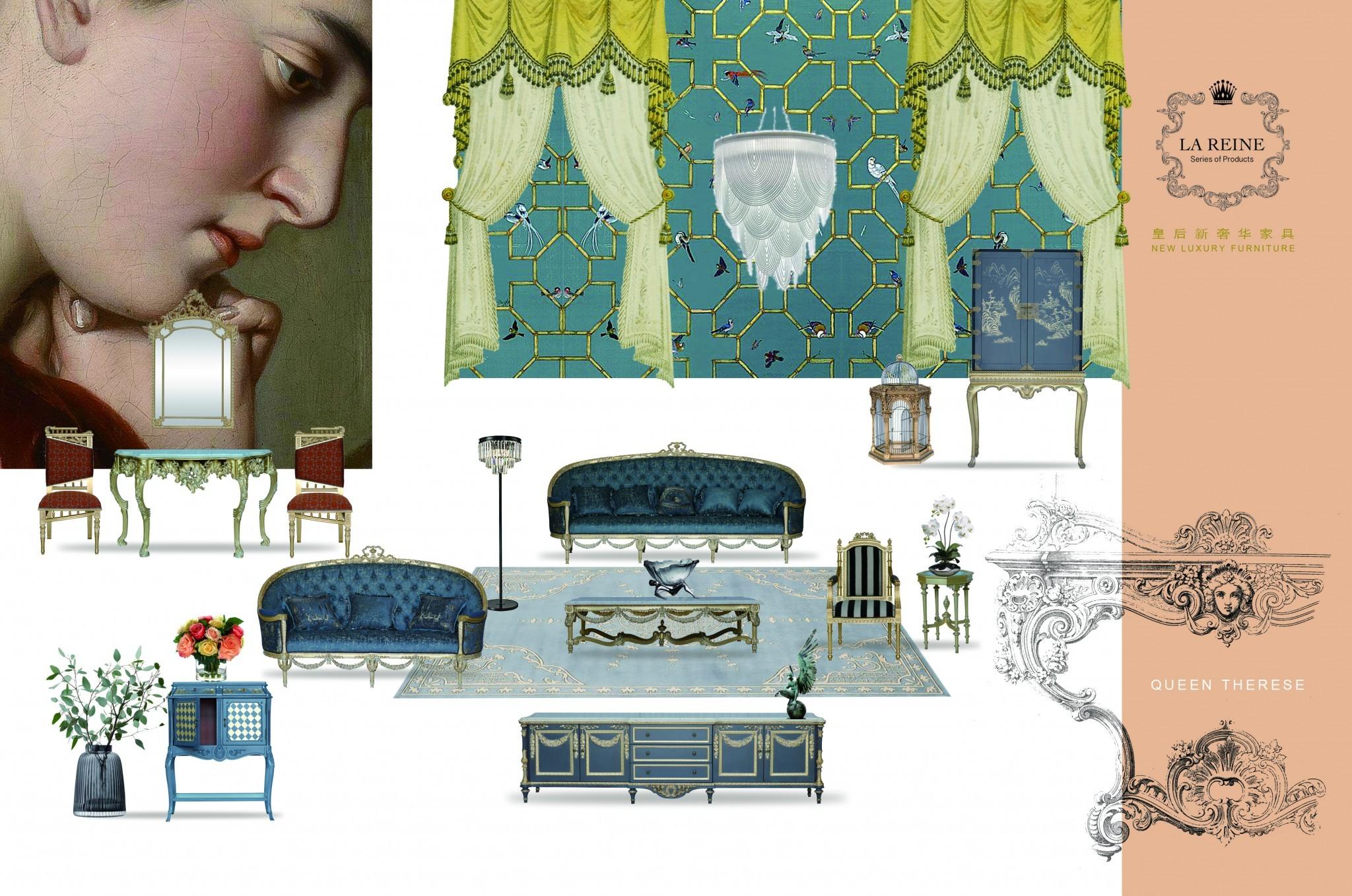 特蕾丝皇后客厅-1副本