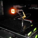 测标志灯配光测试