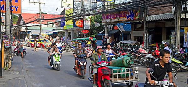 摩托车排放TISI认证