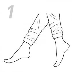 穿着步骤1