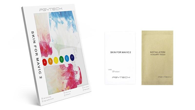 MAVIC 2贴纸-包装