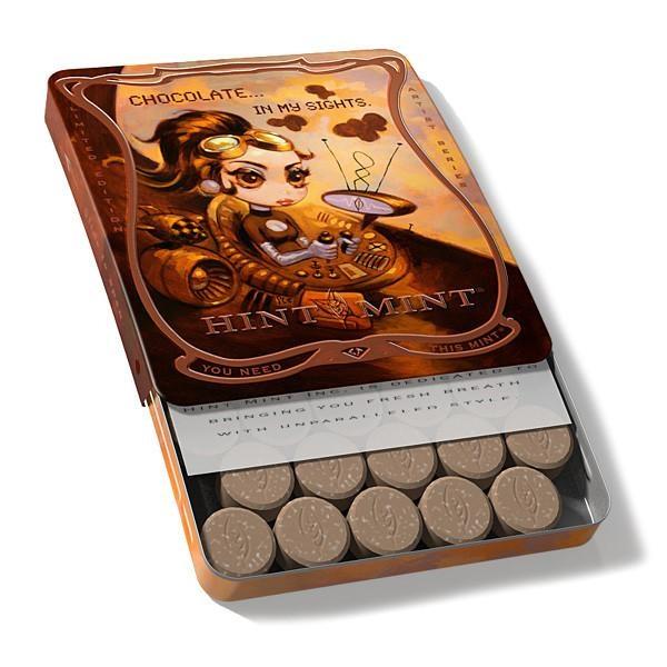 格伦巴尔艺术家系列-巧克力