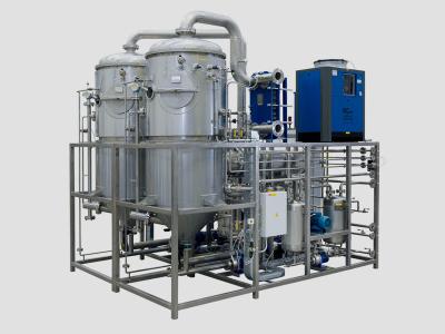 二级低温蒸发器