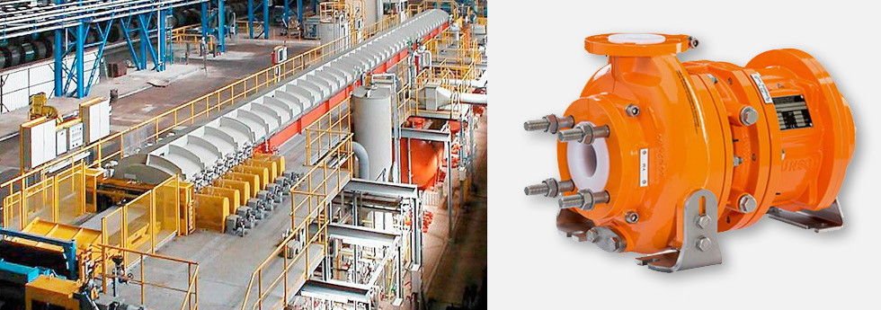 munsch,化工泵,金属表面处理泵