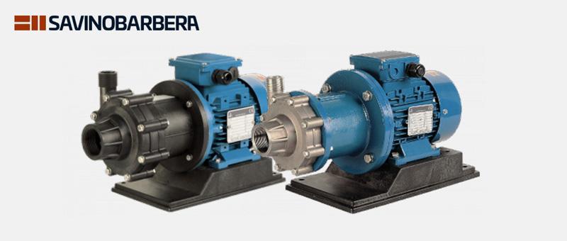 Savino Barbera磁力泵