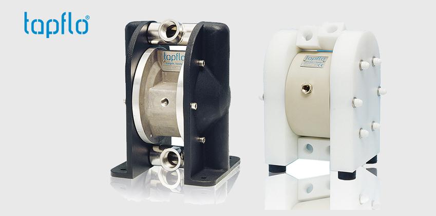 tapflo,特夫洛,气动隔膜泵
