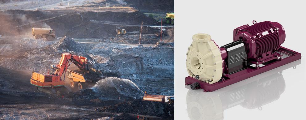 矿用化工泵