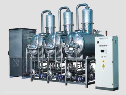 多级低温蒸发器