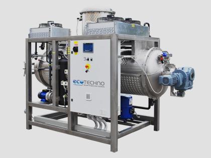 黏稠型低温蒸发器
