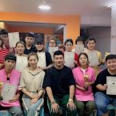 台州宠物学校结业证书
