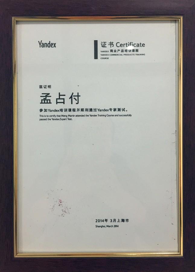始于2007 海告 Yandex推广 VK推广 mytarget推广
