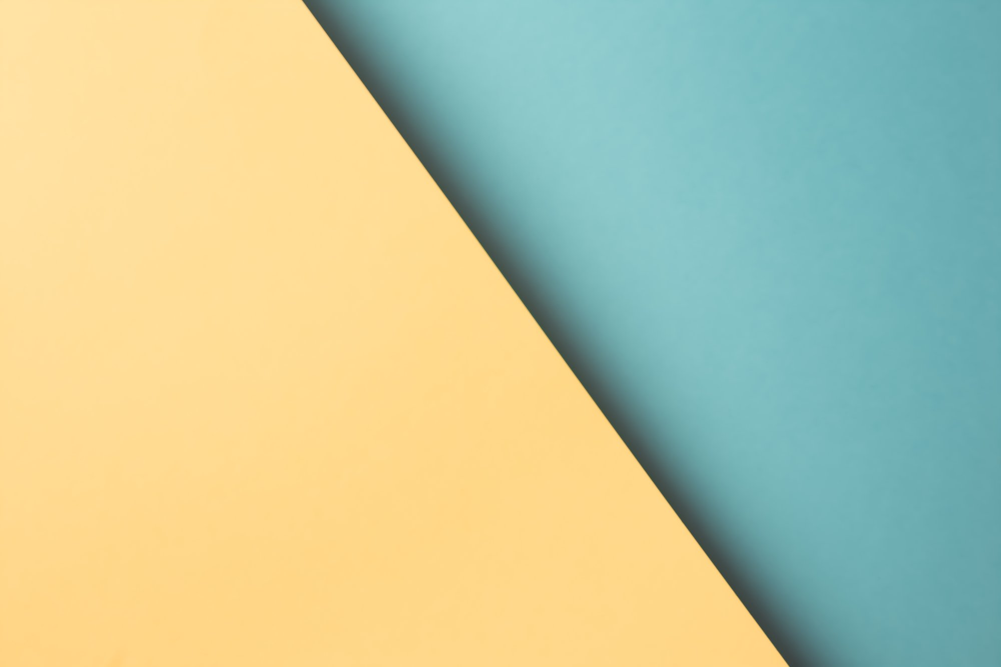 yellow and blue patterned paper background 黄色和蓝色图案纸背景