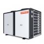 圣普诺(SANPONE) 空气能热水器 水循环热泵超低温热水酒店/工厂/学校/宾馆商用顶吹工程机方案 空气能主机(14匹超低温主机) 全国包配送/上门安装
