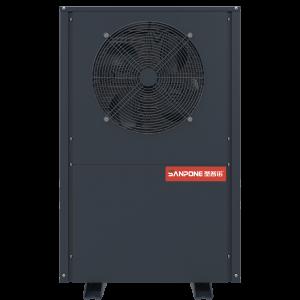 圣普诺(SANPONE) 空气能热水器 水循环热泵超低温热水酒店/工厂/学校/宾馆商用顶吹工程机方案 空气能主机(3匹超低温主机) 全国包配送/上门安装
