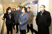 济南市领导来我院调研并走访慰问首席科学家