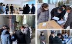 院纪委开展疫情防控和安全生产工作专项检查