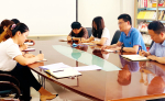 院纪委开展2021年度第3次集体学习