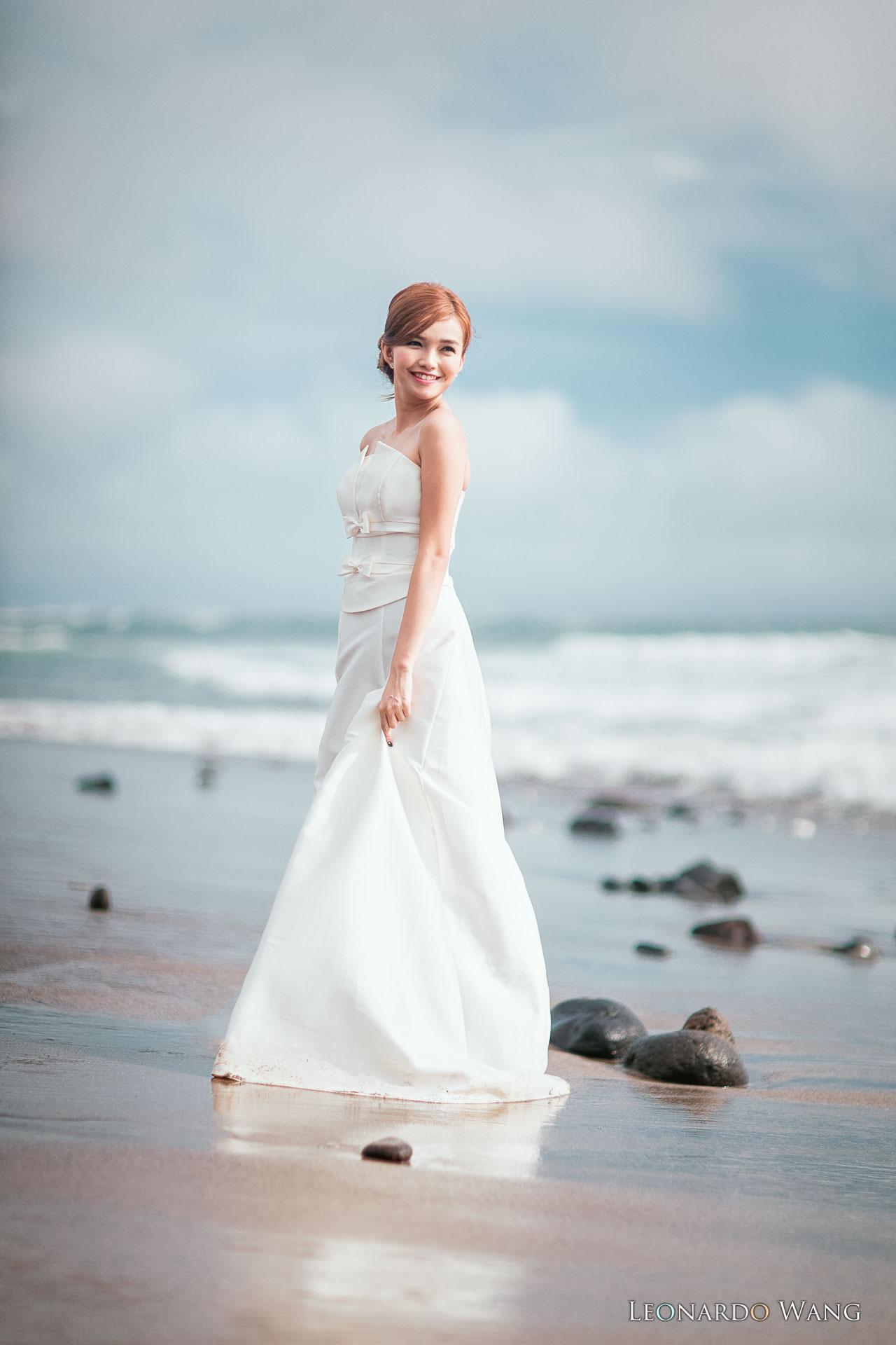 精致的巴厘岛婚纱摄影-新加坡兵哥哥的纯美婚纱照