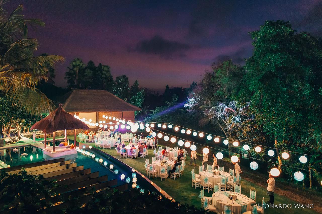 巴厘岛私人别墅婚礼Canggu Villa难忘的苍古别墅婚礼-26