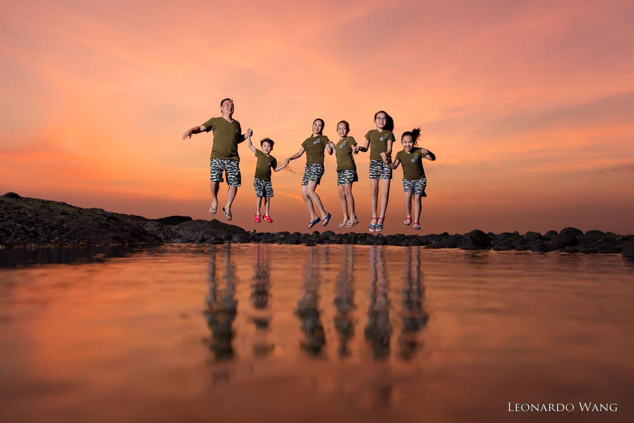 巴厘岛家庭旅游亲子摄影-儿童和家庭亲子游摄影合集-18