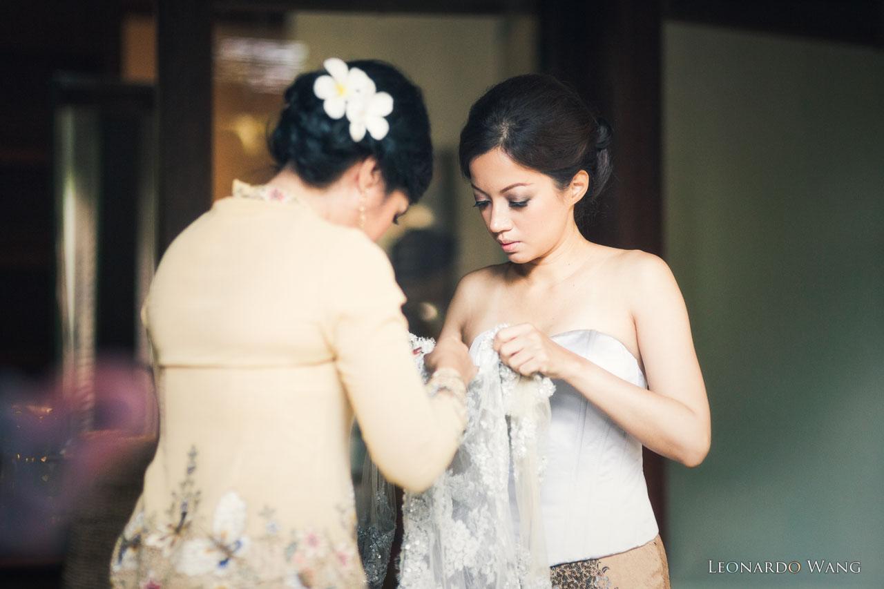 巴厘岛私人别墅婚礼Canggu Villa难忘的苍古别墅婚礼