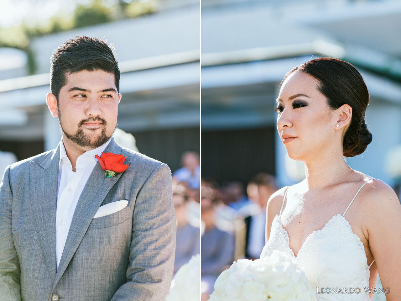 巴厘岛婚礼摄影Villa Latitude纬度私人别墅难忘的草坪婚礼