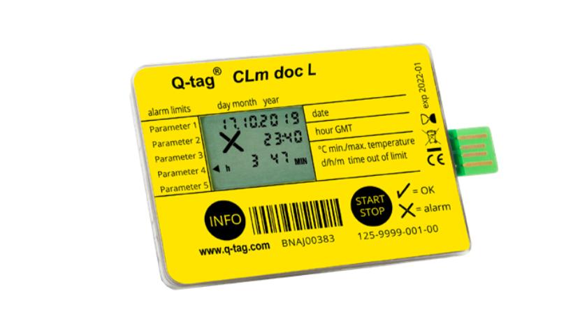 Q-tag CLm doc L
