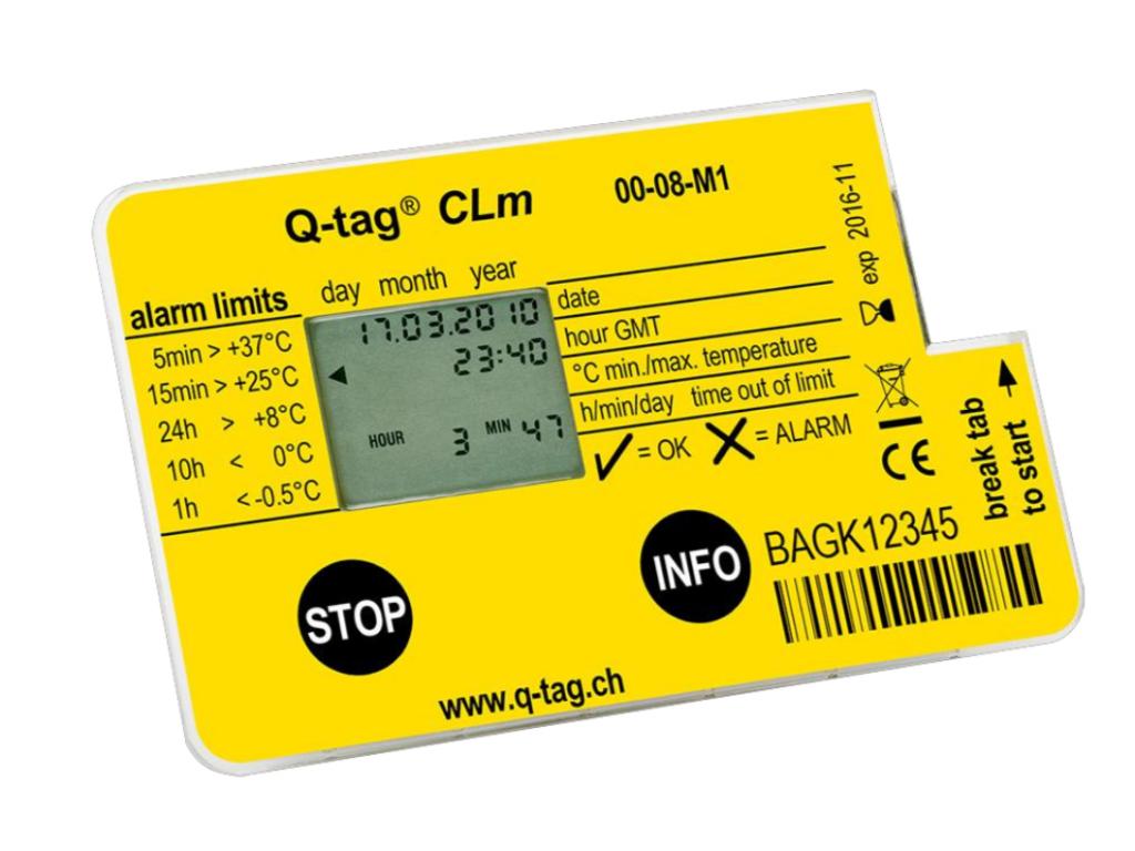 Q-tag CLm
