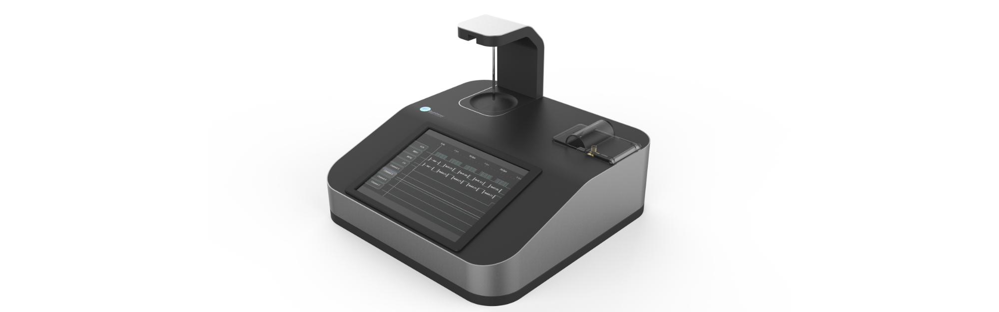 液体检测仪设计 仪器设备类设计 产品设计 外观设计