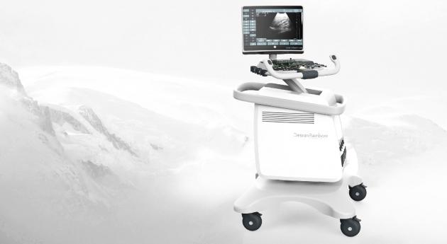 超声诊断仪设计 机械设备类设计 医疗设备 产品设计 外观设计