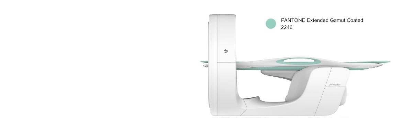 产品配色 CT机设计 机械设备类设计 医疗设备 产品设计 外观设计