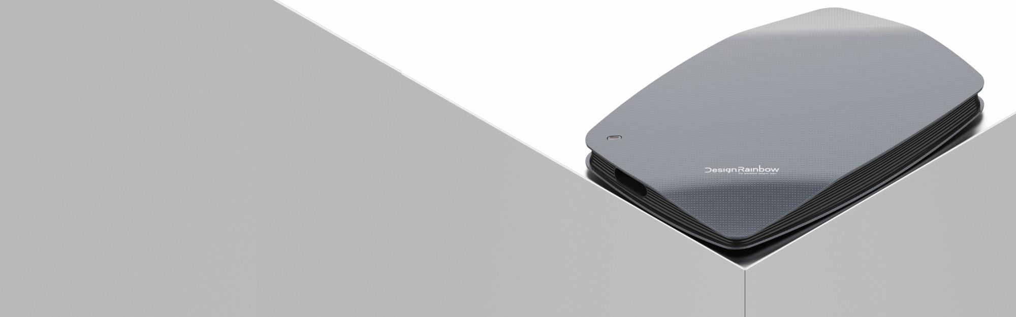 无线硬盘设计 电子设备类设计 产品设计 外观设计