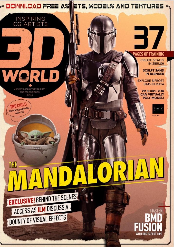 3D世界杂志2020年9月刊