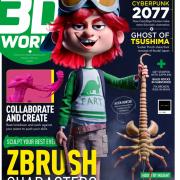 3D世界杂志2020年12月刊