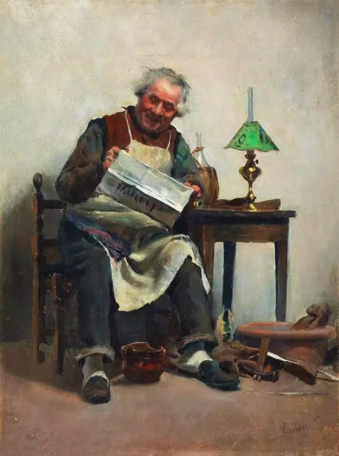 意大利画家塞萨尔·贾尼
