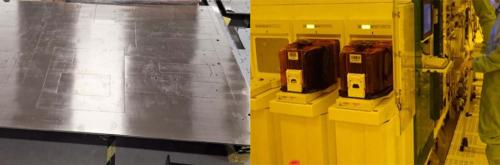 钢板类基座(A型):制作:7天;运输:2-3天;安装1-2天