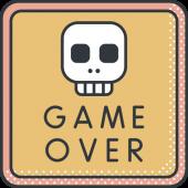 game over 游戏结束