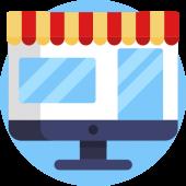 Online shopping 网上购物