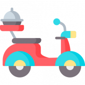 Food delivery 送餐
