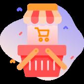 Shopping basket 购物篮