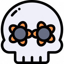 Download Mexican Skull for free 免费下载墨西哥头骨