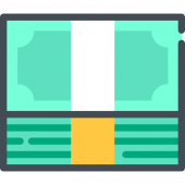 Download Money Icons for free 免费下载金钱图标