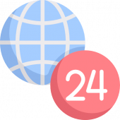 Download 24 Hours for free 免费下载24小时