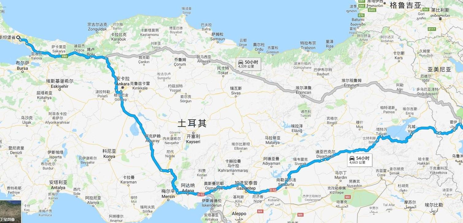 土耳其路线_看图王