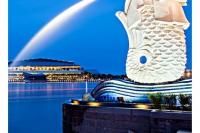 到达新加坡