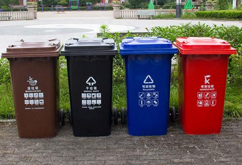上海标准分类垃圾桶